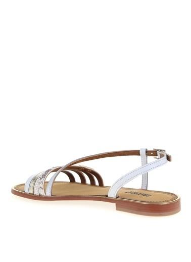 Greyder Sandalet Beyaz